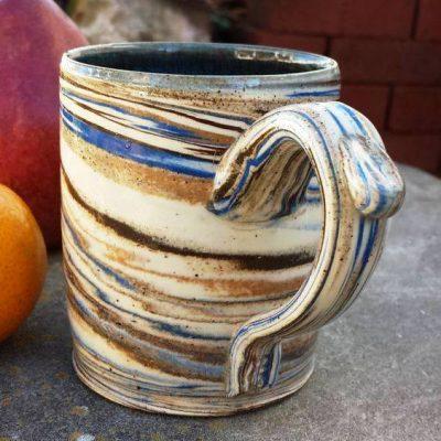 гончарное дело техника нерикоми в мастерской керамики TIS